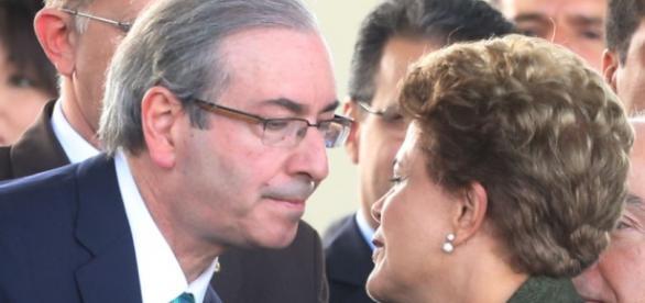 Dilma x Cunha luizarmandocosta.com.br