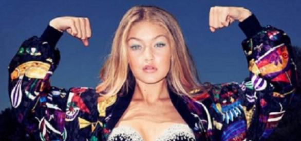Fitness-Fanatikerin Gigi Hadid.