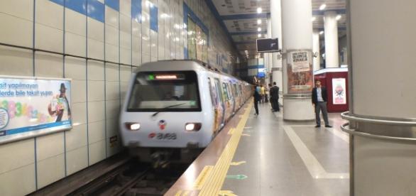 Ha sido desalojado un metro en Estambul