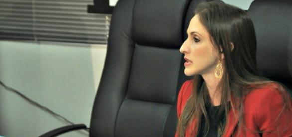 Nicole atuou no caso Telexfree