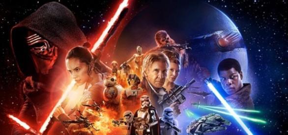 Star Wars: O Despertar da Força estreia dia 17.