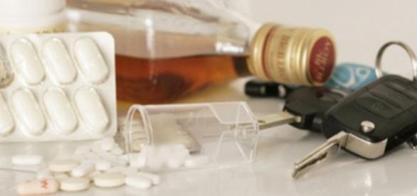 Alcol e farmaci, fonti primarie
