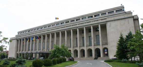 Palatul Victoria, sediul Guvernului