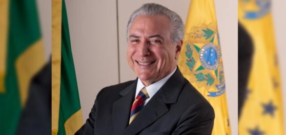 Temer assume a presidência do Brasil