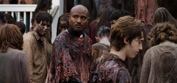 The Walking Dead (créditos: AMC)