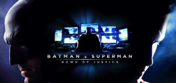 3 potentes banners de Batman v Superman