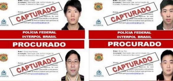 """chineses presos faziam parte da """"lista vermelha"""""""