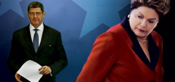 Joaquim Levy ameaça deixar Dilma