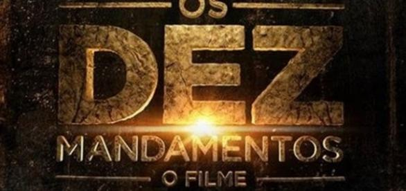 Os Dez Mandamentos - o filme breve nos cinemas