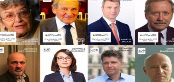 Osoby, które wezmą udział w manifestacji 12.12