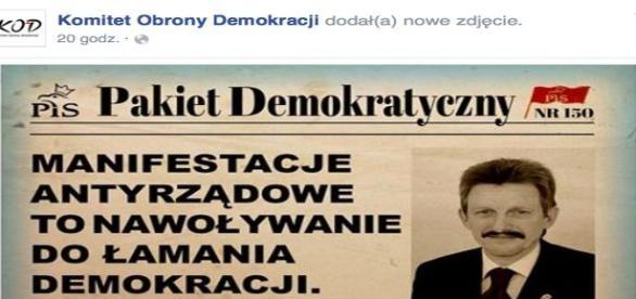 Słowa S. Piotrowicza bulwersują opinię publiczną