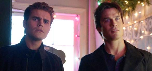 The Vampire Diaries: Stefan e Damon ep. 9
