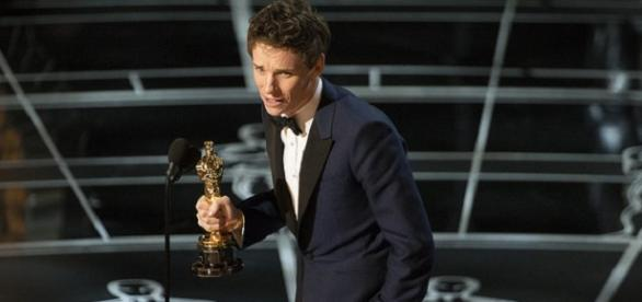 Redmayne is in the running for more awards