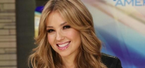 Thalía ficou super famosa no Brasil