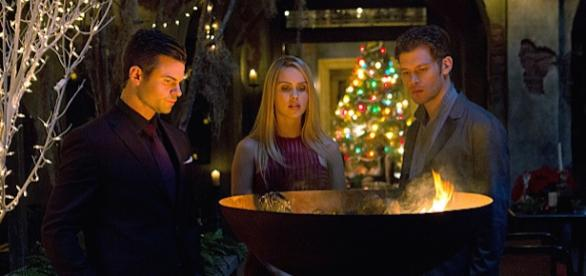 The Originals: Elijah, Rebekah e Klaus