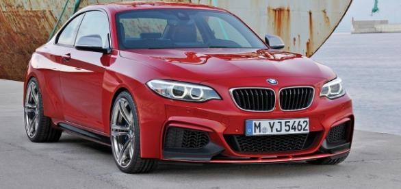 BMW d 220 M Sport Coupe (2016)