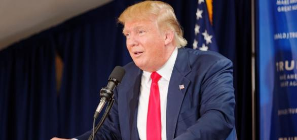 Donald Trump é um dos candidatos presidenciais