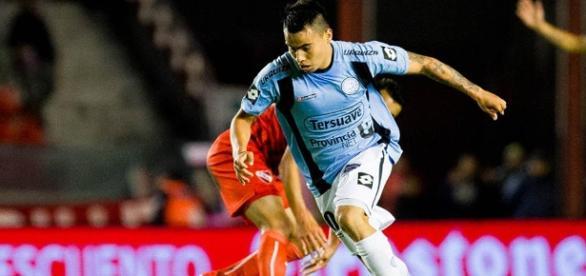 Foto: Fanpage Club Belgrano - Lucas Zelarayán