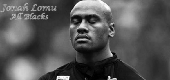Jonah Lomu jugador del All Blacks