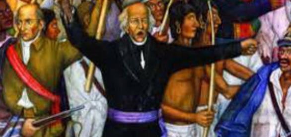 Miguel Hidalgo mesianico y populista