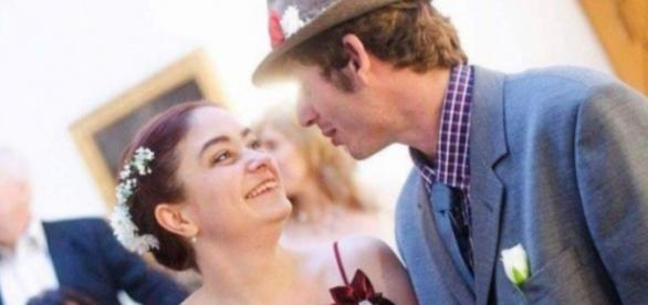 Poza de la nunta cersetorului roman