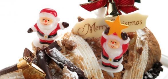 tronchetto di Natale un' alternativa al panettone