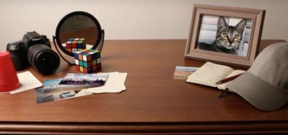 É capaz de descobrir o objeto verdadeiro?