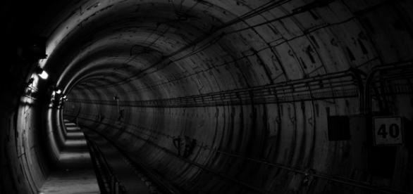 El tren del oro se hallaría en túnel subterráneo