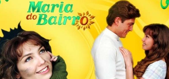 'Maria do Bairro' está sendo exibida pelo Sbt