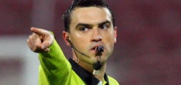 Ovidiu Hațegan va arbitra la Euro 2016