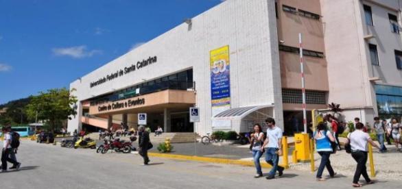 Concurso público professores UFSC