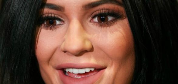 Kylie Jenner está cada vez mais mudada