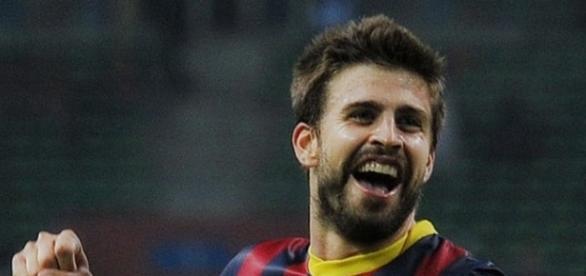 Piqué habla del Barcelona - Guangzhou Evergrande