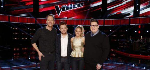 Público escolheu melhor voz entre os quatro