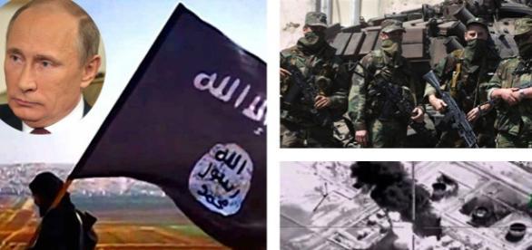 Putin ia măsuri dure împotriva jihadiştilor ruşi