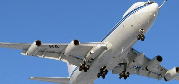Rússia cria o avião do 'juízo final'
