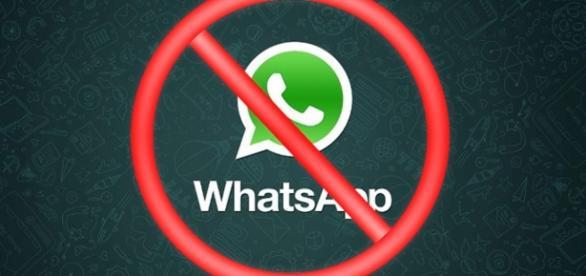 Serviço de mensagens foi bloqueado pela Justiça.
