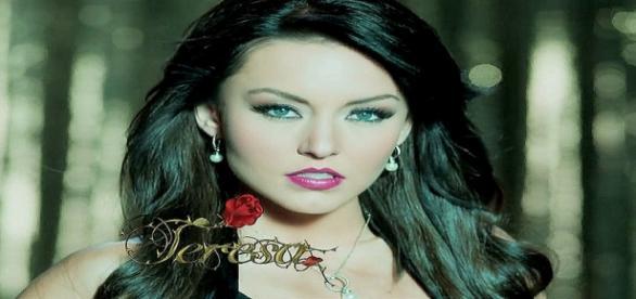 Teresa, novela da Televisa e do SBT.