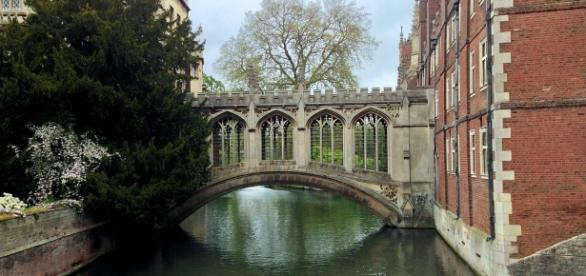 Universidade de Cambridge, no Reino Unido.