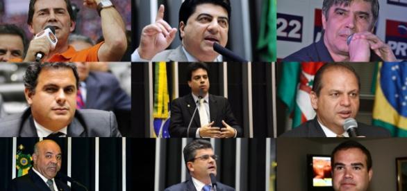 9 do Cunha - tropa do presidente da Câmara