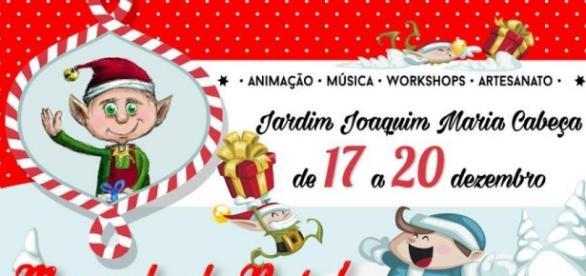 A Vila da Chamusca promove o Mercado de Natal.