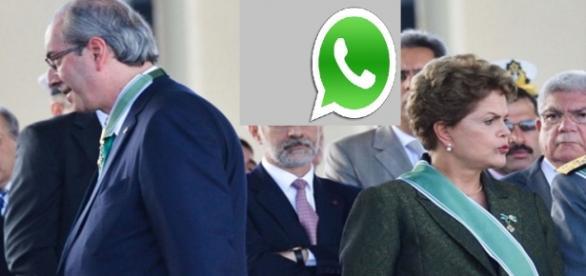 Bloqueio do WhatsApp repercute mais do que Dilma