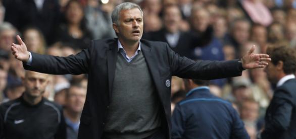 José Mourinho não aguentou os maus resultados
