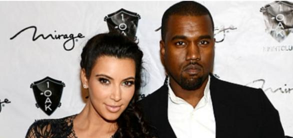 Kanye e Kim poderiam estar se separando