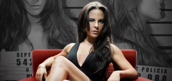Kate Del Castillo estará em série do Netflix