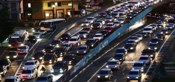 Mortes no trânsito caem no Brasil