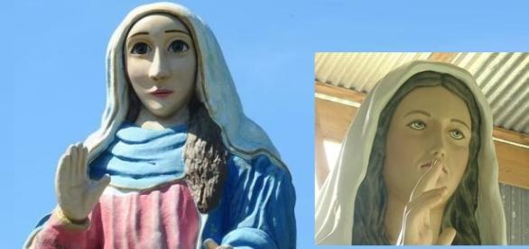 Nossa Senhora de Caravaggio em Farroupilha (RS)