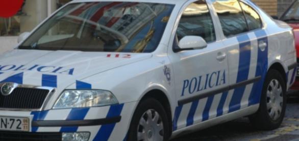 Polícia teve que intervir e salvar a vítima