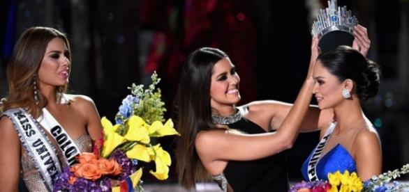 Verdadeira Miss Universo foi coroada após o erro