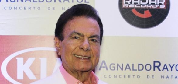 Agnaldo Rayol comemora 58 anos de carreira